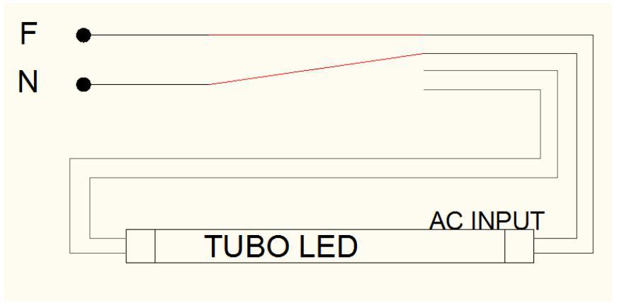 Circuito Tubo Led : Cómo elegir y se conectan los tubos leds «