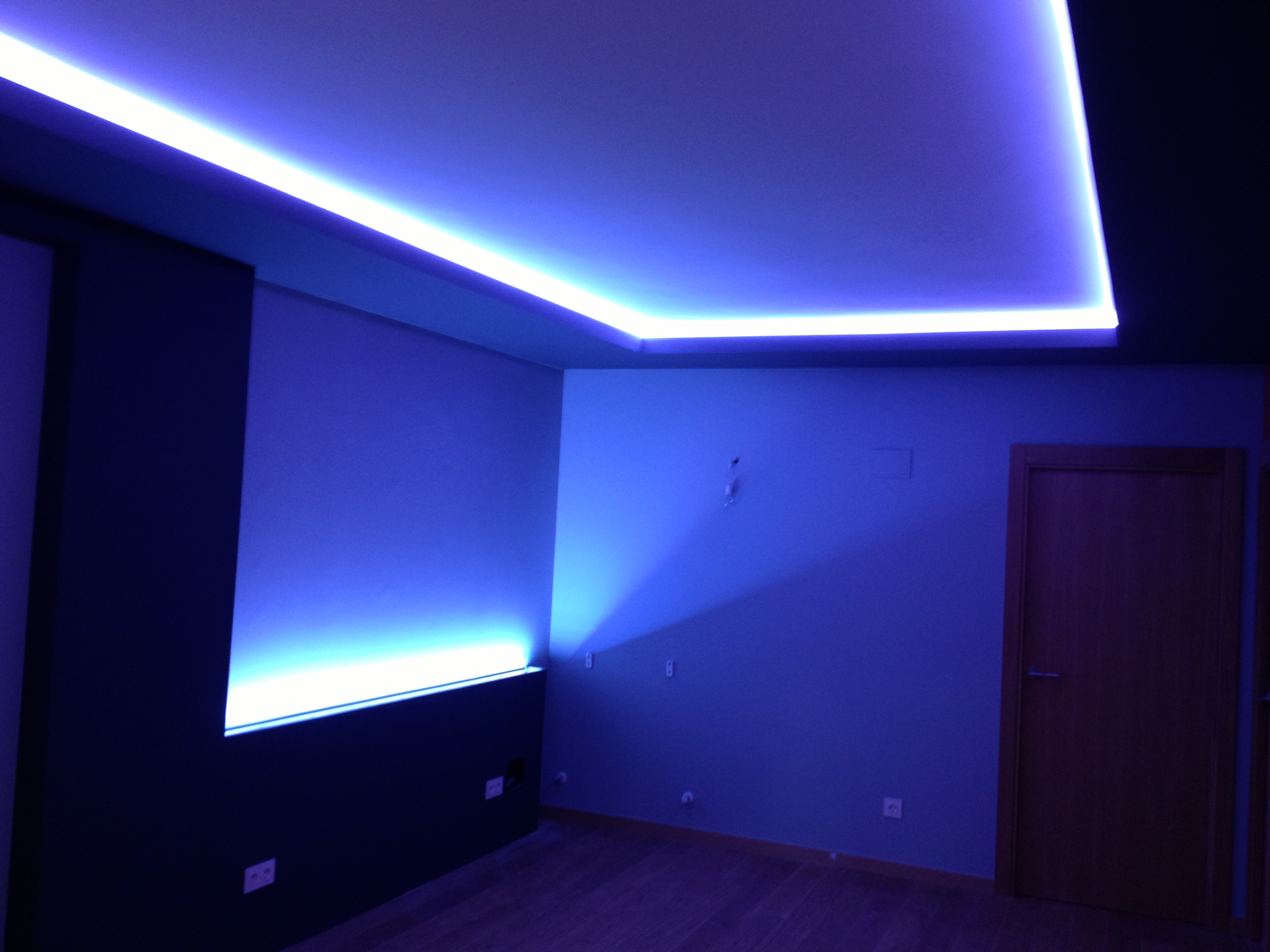 Rgb blog meetthings art culos sobre leds de venta en - Luces led habitacion ...