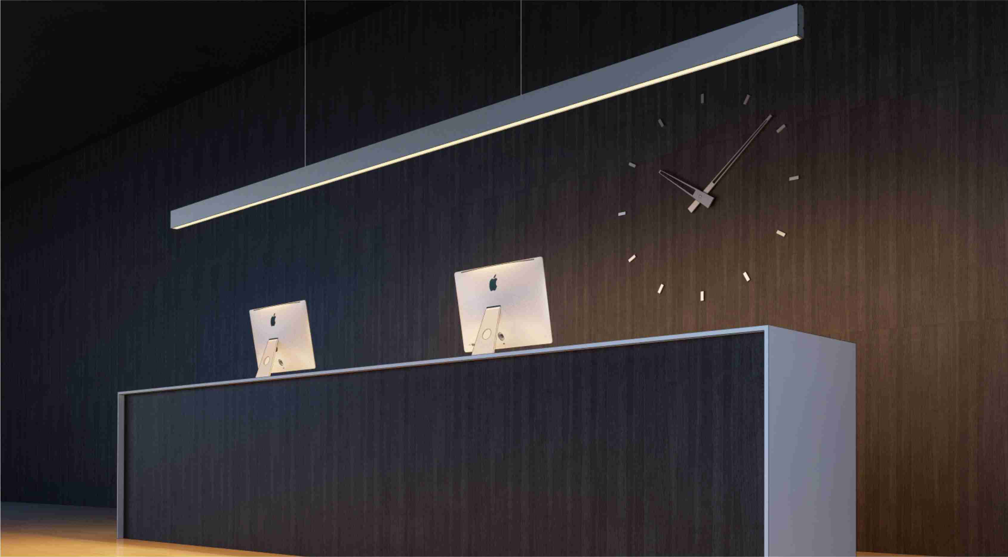 Linear lighting blog meetthings art culos sobre leds de for Iluminacion led oficinas